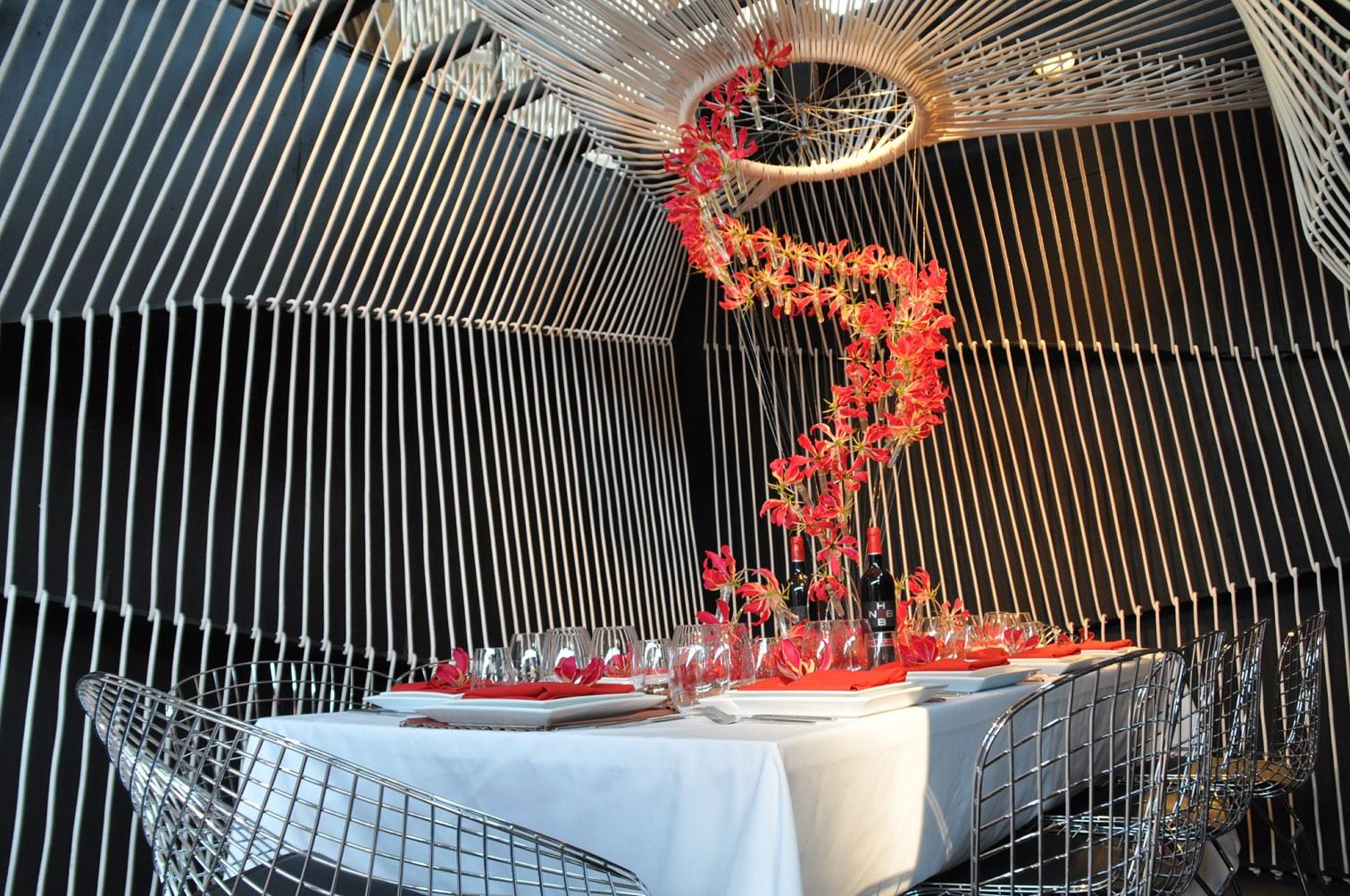 Diffa Dining By Design 2010 Arpad Baksa Architect Pc